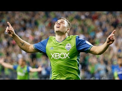 Jordan Morris 5 Game Winning Goals!