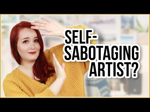 Want to Become Better at Painting? Quit These 6 Self-Sabotaging Habits Right Now!