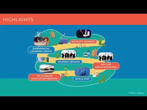 MDIS Virtual Fair 2021 - Spin & Win