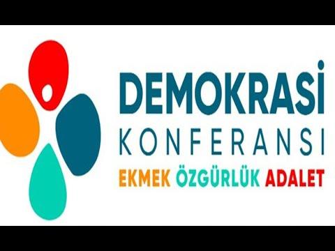 Rıza Türmen 'Demokrasi Konferansı' çağrısını anlattı. Dr. İsmail Cinel'den yoğun bakım açıklaması