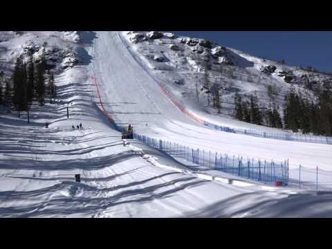 Speedski/Skicross Idre Fjäll 2015