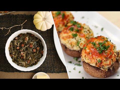 6 Healthier Sides For Family Dinner ? Tasty Recipes
