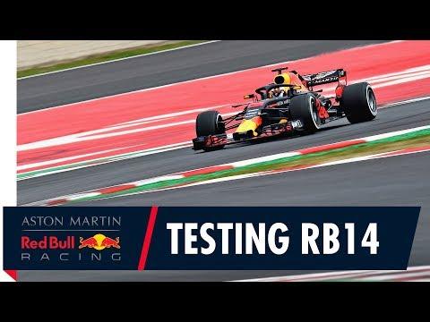 Testing, Testing, RB14! | Daniel Ricciardo takes to F1 testing in Barcelona