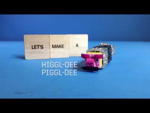 Cubelets Robot: Higgl-Dee Piggl-Dee