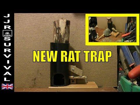 Pipe Rat Trap