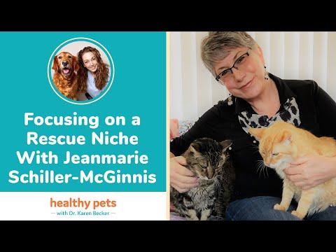 Focusing on a Rescue Niche With Jeanmarie Schiller-McGinnis