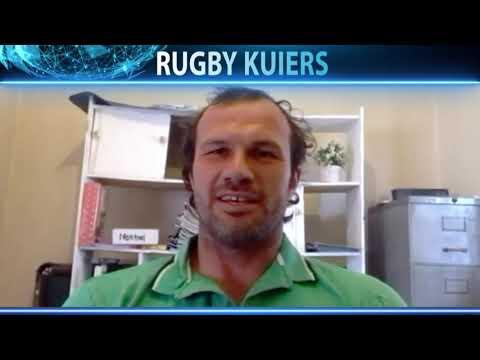 Rugby Kuiers   Episode 89   Bismarck du Plessis
