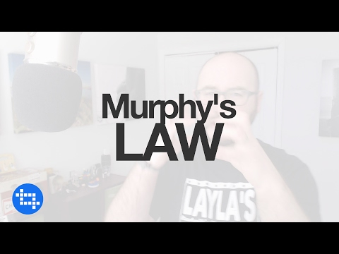 Murphys Law - Losing and Finding RX Sunglasses