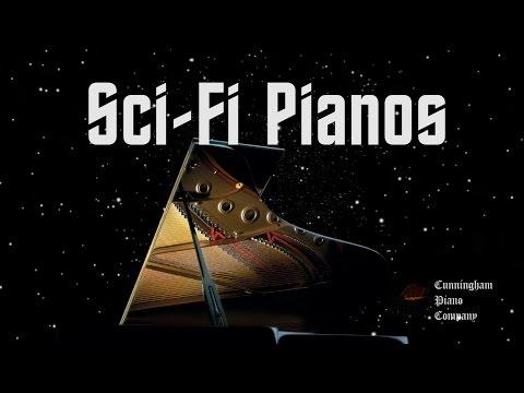 Sci Fi Pianos