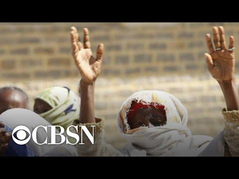 U.N. warns sexual violence being used as weapon of war in Ethiopia's Tigray region