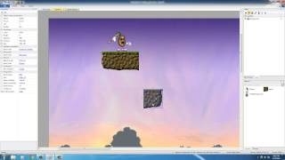 Platform Game Development w/ Construct 2 - 5 - Behaviors