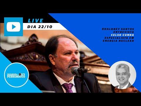 Rhaldney Santos entrevista o engenheiro Celso Cunha