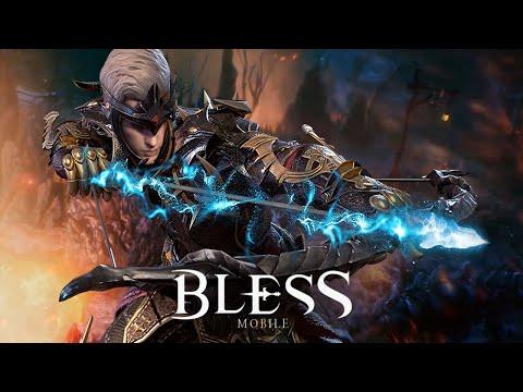 BLESS MOBILE un juego con gráficos INCREÍBLES│Primeras impresiones│Android Gameplay
