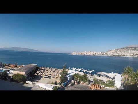 Velkommen til Saranda i Albanien