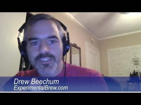 Experimental Home Brewing with Drew Beechum - BeerSmith Podcast #136
