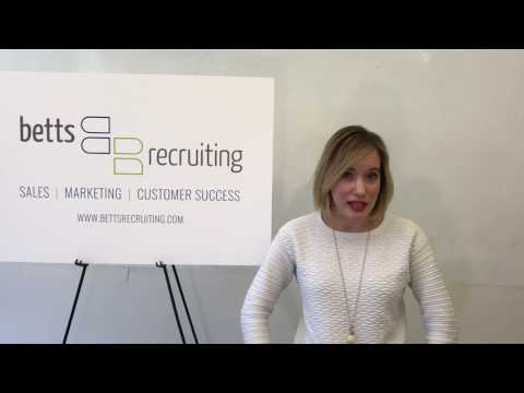 Tips For Success From Betts Recruiting's Presidents Club 2016 Winners