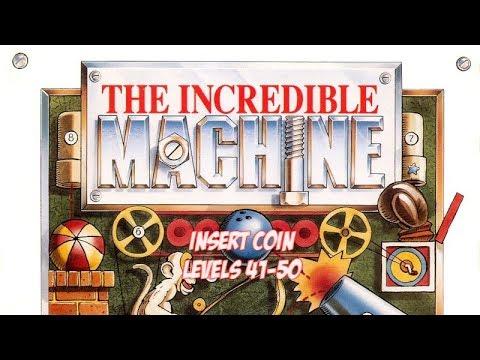 The Incredible Machine (1992) - PC - Levels 41 - 50 - Solución en español