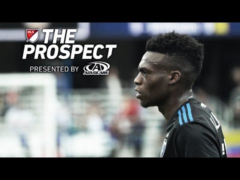 Fatai Alashe young at heart, seasoned on the field   The Prospect pres. by AdvoCare