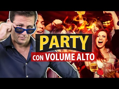 PARTY IN CASA con volume alto: COSA RISCHI? | Avv. Angelo Greco