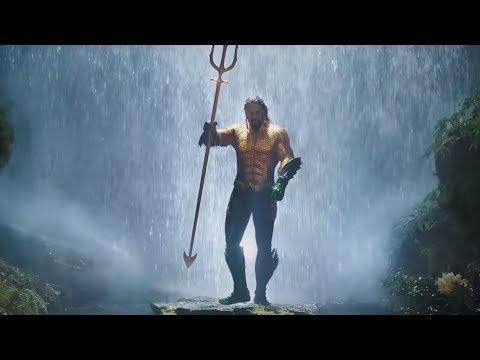 Aquaman - Trailer 2 Extendido español (HD)