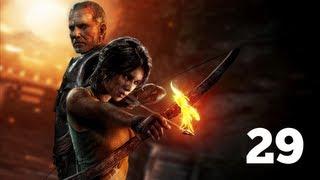 Прохождение Tomb Raider — Часть 29: Босс: Самурай [ФИНАЛ]