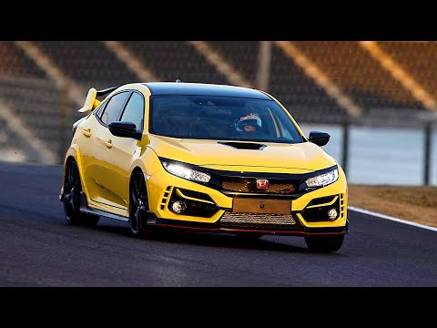 2021 Honda Civic Type R Limited Edition | Record Lap on the Suzuka Racetrack