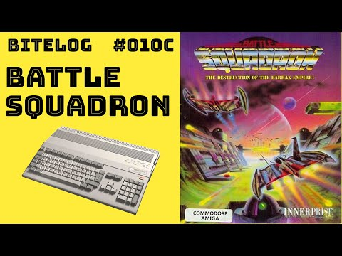 BITeLog 010C.1: Battle Squadron (COMMODORE AMIGA) LONGPLAY [HDF VERSION]