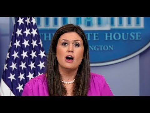 BREAKING: Press Secretary Sarah Huckabee Sanders VITAL White House Press Briefing on Immigration