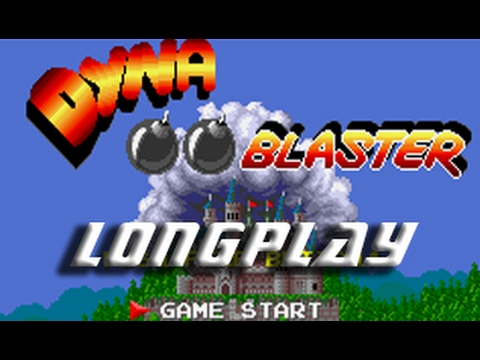 Dyna Blaster (Commodore Amiga) Longplay
