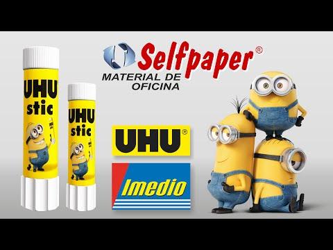 Barra de pegamento Uhu stic Minions - video Hd - selfpaper.com