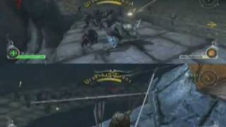 Lord of the Rings: Conquest Walkthrough 1 - War of the Ring - Helm's Deep (1/2)