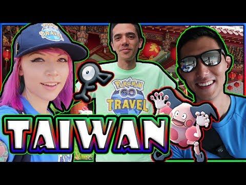 connectYoutube - TAIWAN SAFARI ZONE w/ TRAINER TIPS/MYSTIC7/PIERRE LIUPEI/DX1 [EP01] POKEMON GO
