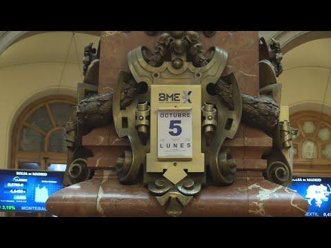 El Ibex 35 sube más de un 1 % tras la apertura y se sitúa por encima de los 6.8000 puntos