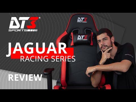 Review da Cadeira Gamer Jaguar! (Racing Series)