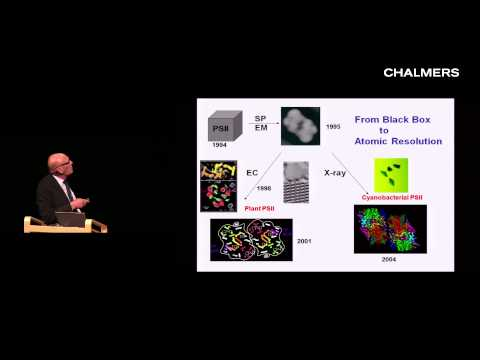 James Barber: From natural to artificial photosynthesis for renewable fuels