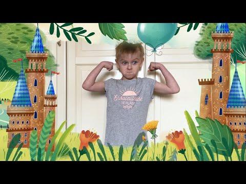 Промо «Ю» | День защиты детей | Ты самый смелый