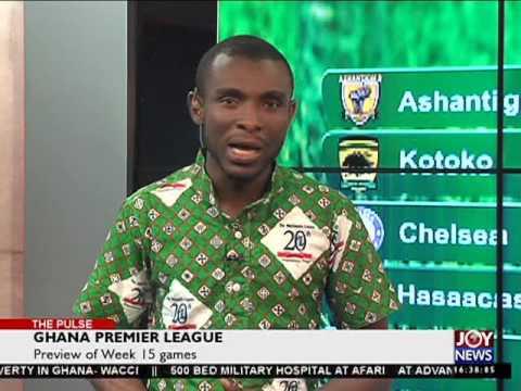 Ghana Premier League - Joy Sports (27-5-16)