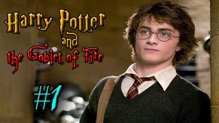 Гарри Поттер и Кубок Огня - Часть 1