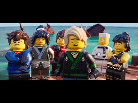 La LEGO Ninjago Película - TV Spot - Castellano HD