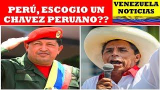 VENEZUELA NOTICIAS: PERÚ, ESCOGIO A UN CHAVEZ PERUANO