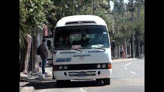Empresarios de transporte público piden incremento del subsidio