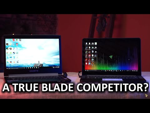 "The ""Poor Man's Blade"" - Gigabyte Aero 14 Review"