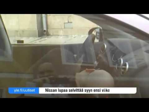 Nissan Qashqai - problemy z kierownicą