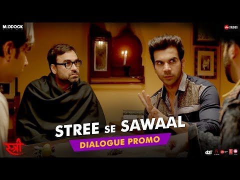 Stree Where To Watch Online Streaming Full Movie