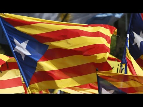 Protests against jailing of Catalan independence leaders continue in Barcelona