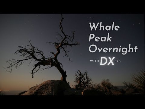 Desert DX - Whale Peak Overnight