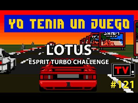 Yo Tenía Un Juego TV #121 - Lotus -Esprit Turbo Challenge- (Amiga)