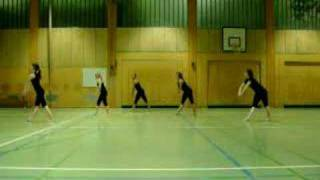 ballgymnastik choreo youtube