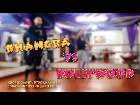 Bhangra VS Bollywood Cover by Bellypassion Colombia