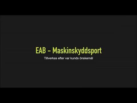 EAB Maskinskyddsport